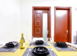 Dining table set for 1 bedroom apartment in Tai Hang apartment in Tai Hang