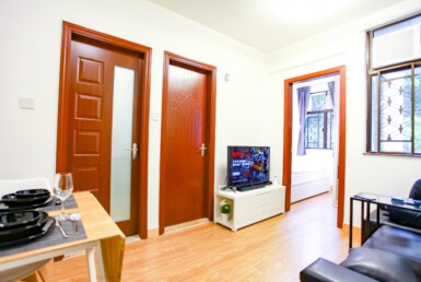 1 bedroom apartment in Tai Hang with modern furnishing