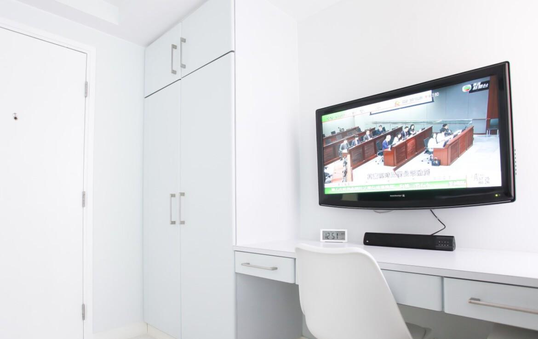 Big Studio apartment in Tai hang with tv