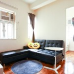 2 bedrooms apartment in Fortress Hill with sofa bed, tv