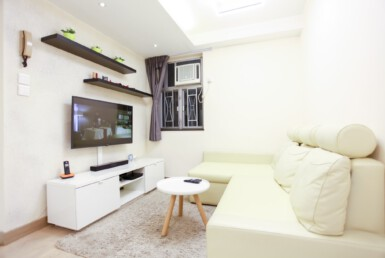 2 bedrooms apartment in Fortress Hill with Sofa Bed
